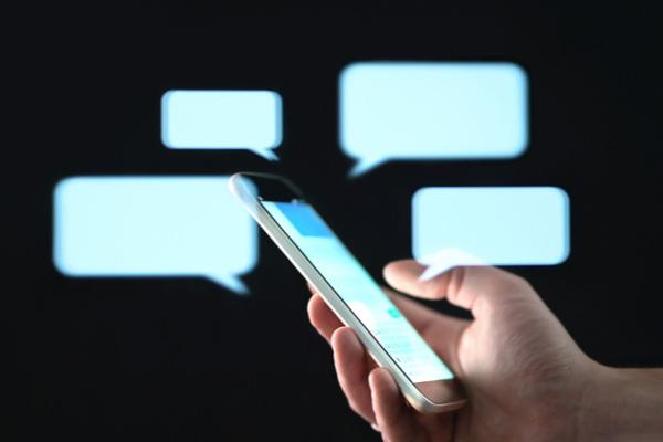 phone texts